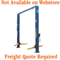 Powerrex2 post 5 ton clear floor lift